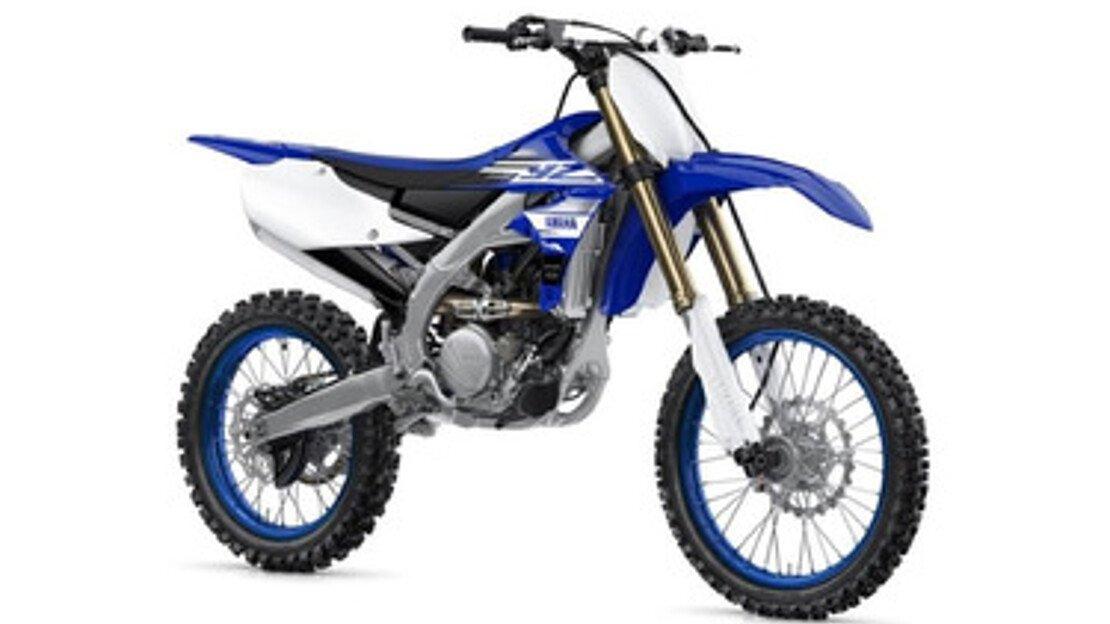 2019 Yamaha YZ250F for sale 200621704