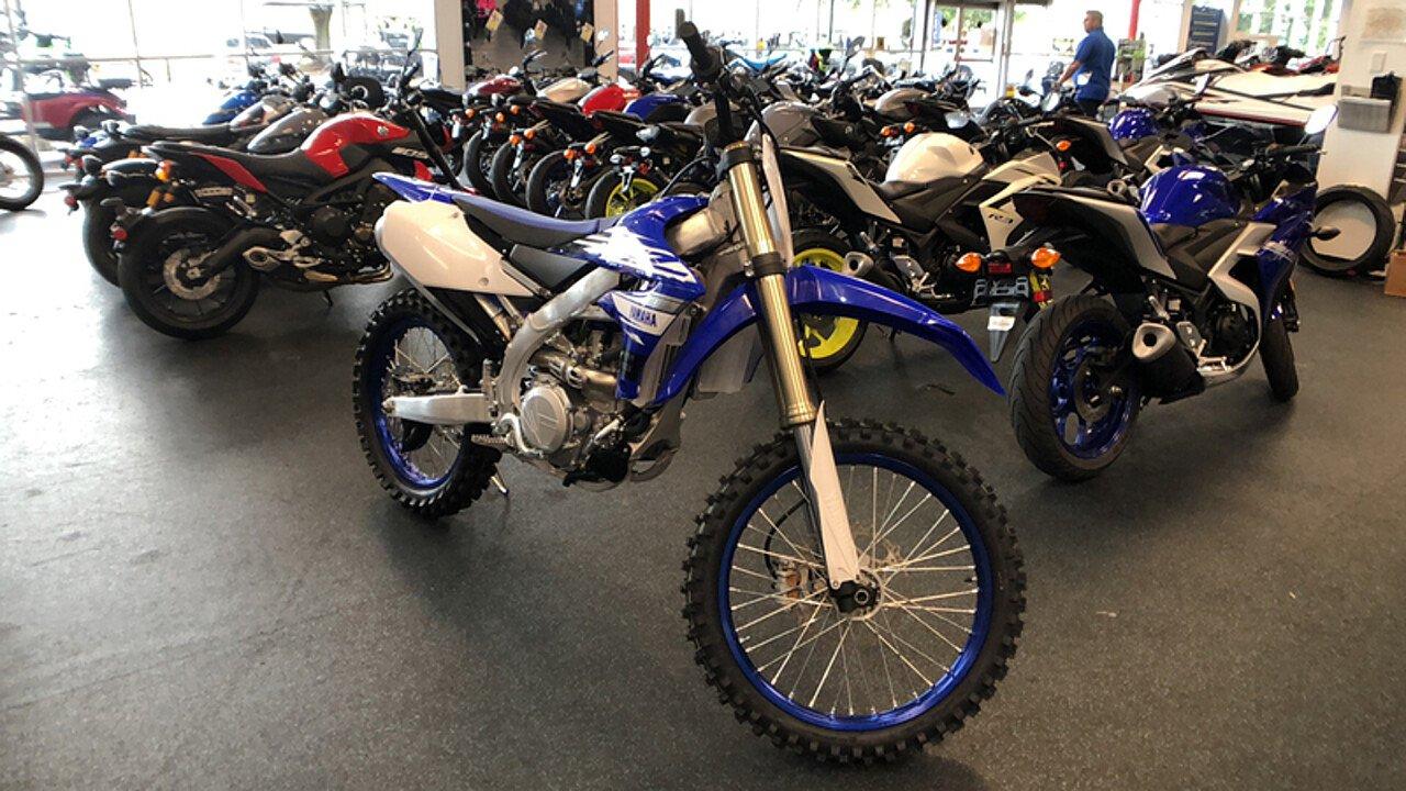 2019 Yamaha YZ450F for sale 200595589