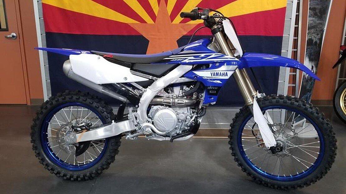 2019 Yamaha YZ450F for sale 200657262