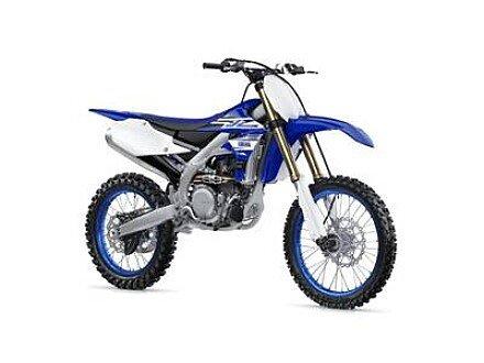 2019 Yamaha YZ450F for sale 200648788