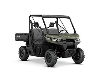 2019 can-am Defender for sale 200603528