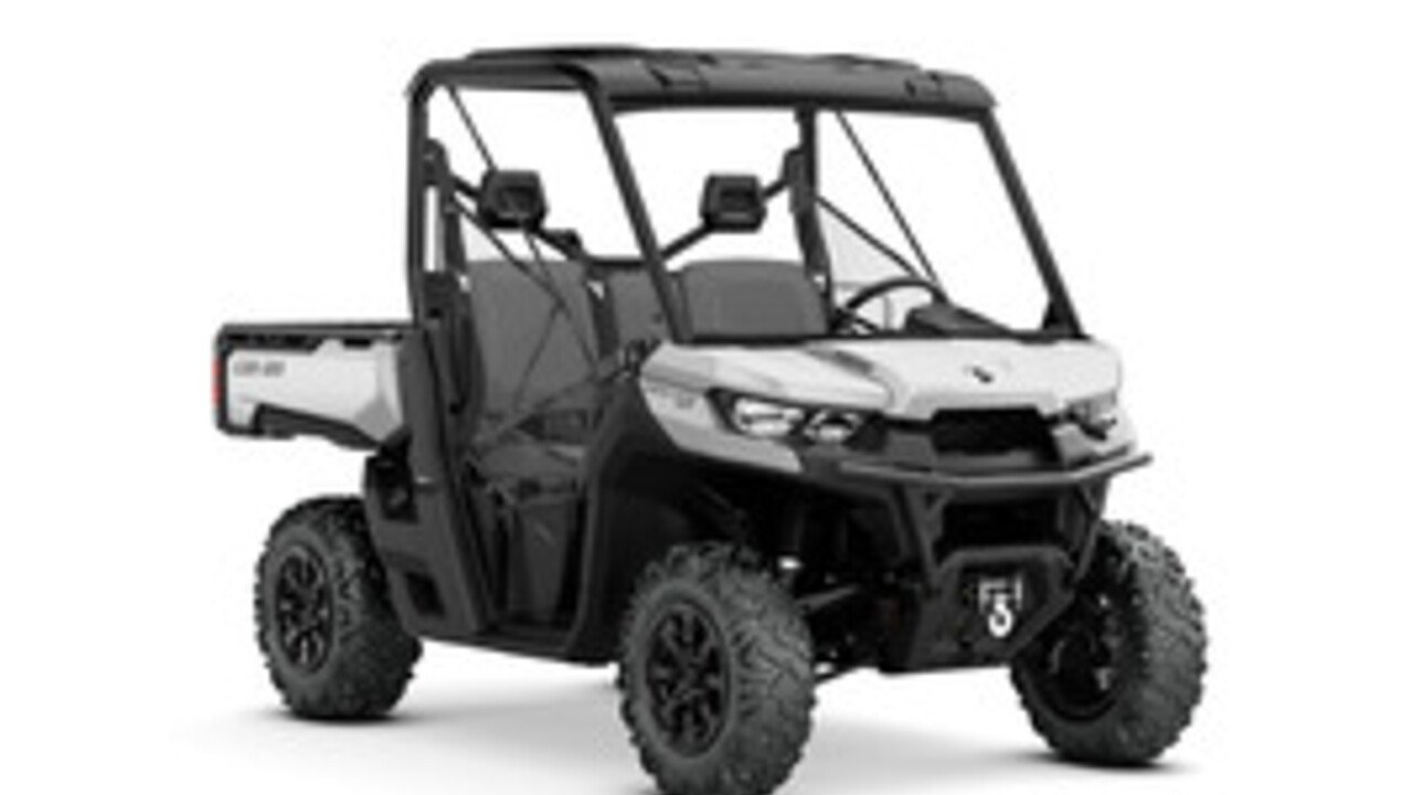 2019 can-am Defender XT HD8 for sale 200618665
