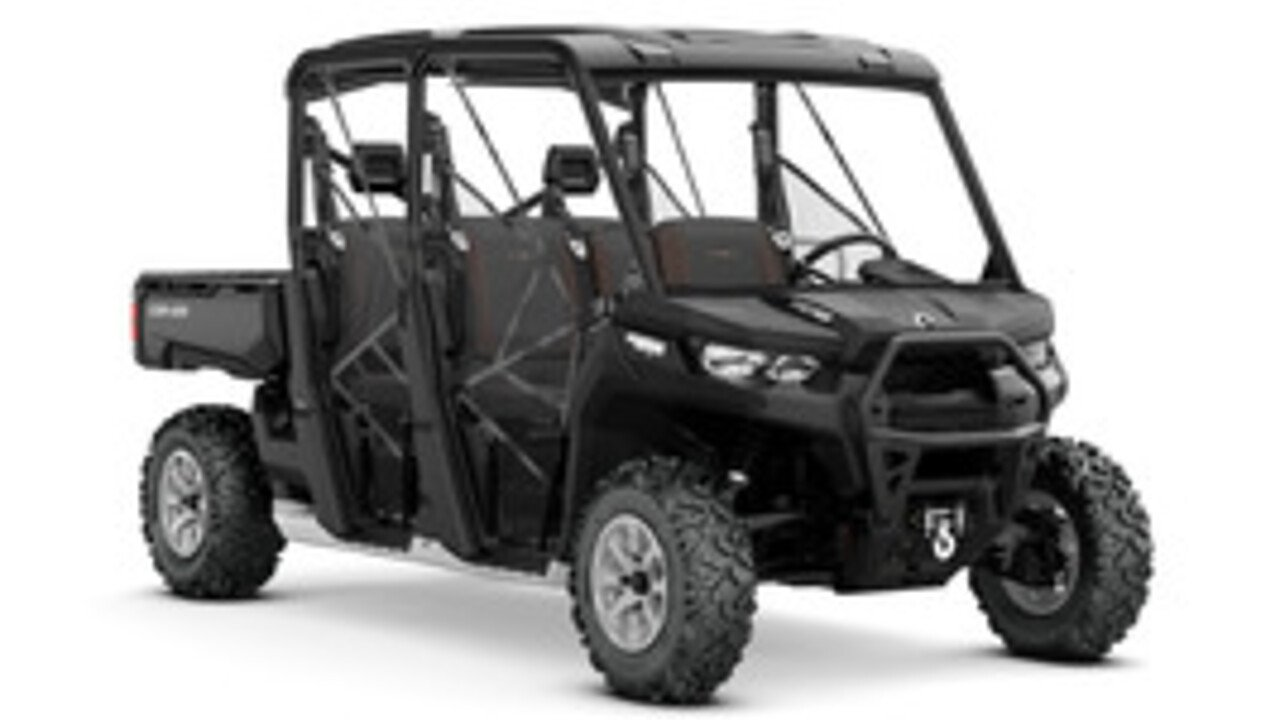2019 can-am Defender Max Lone Star for sale 200618671