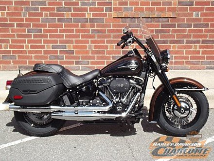 2019 harley-davidson Softail Heritage Classic 114 for sale 200624713