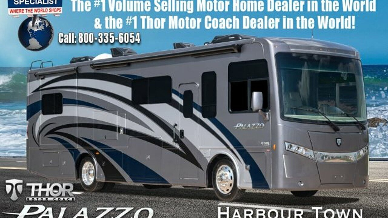 2019 thor Palazzo for sale 300138785
