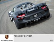 2013 Porsche 918 Spyder Closer To Production