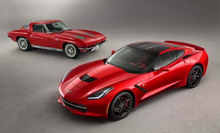 2014 Corvette Stingray Revealed!