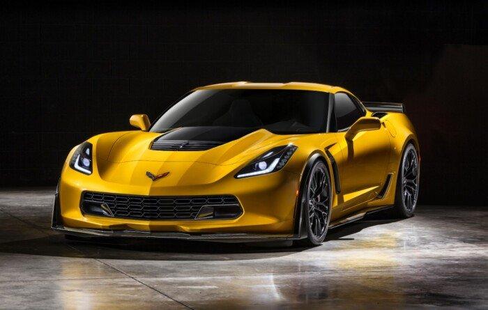 2015 Chevrolet Corvette Z06 Revealed!