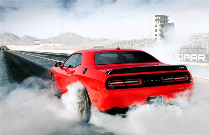2015 Dodge Challenger SRT Hellcat Packs 600+ Horsepower!