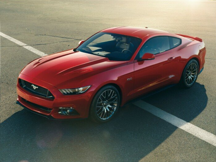 2015 Ford Mustang Revealed!