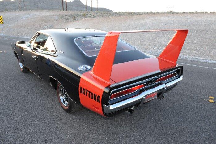 9 Daring Designs - 1969 Dodge Daytona