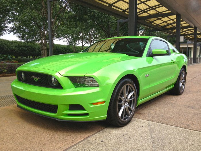 Classic Reviews  Ford Mustang Gt