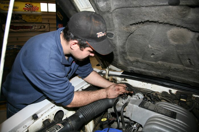 Curing Rough Idle