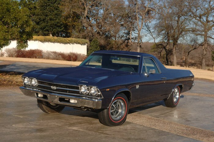 Dare to Be Different - 1969 Chevrolet El Camino SS 396
