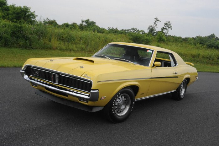 Dare to Be Different - 1969 Cougar Eliminator