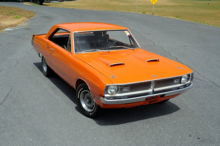 Dare to Be Different - 1970 Dodge Swinger