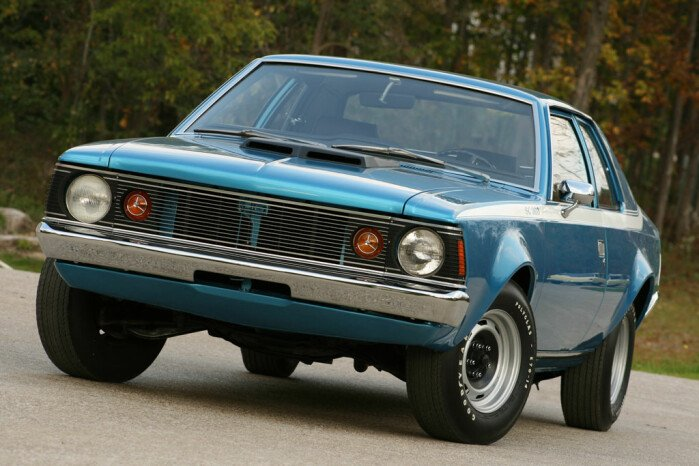Dare to Be Different - 1971 AMC Hornet SC/360