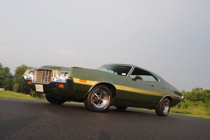 Dare to Be Different - 1972 Gran Torino Sport