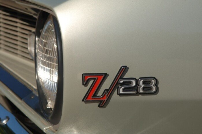History of the Z28's First 25 Years