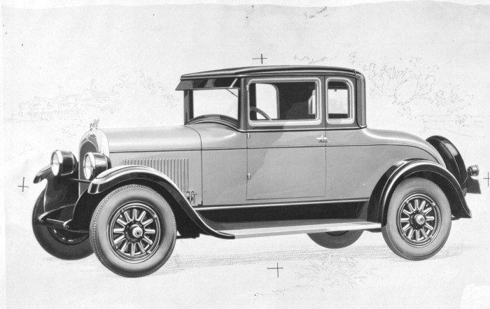 1927 Chrysler Guide