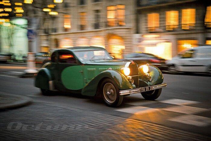 1936 Bugatti Type 57 Ventoux
