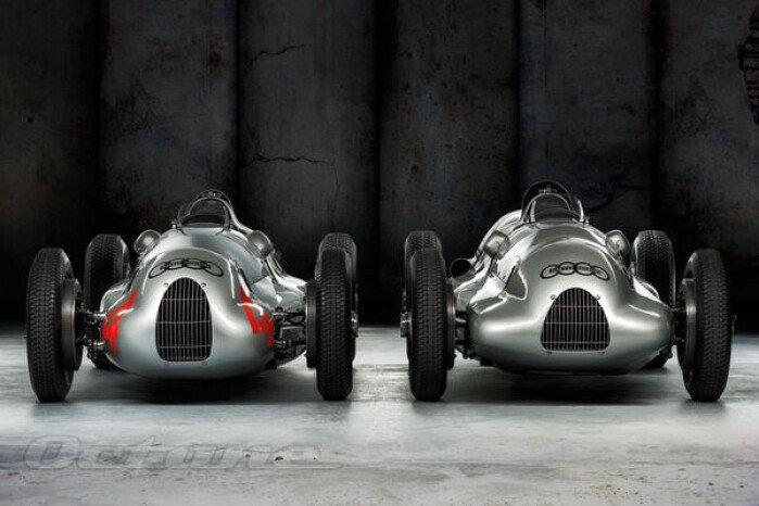 Auto Union Type D Race Cars Classics On Autotrader