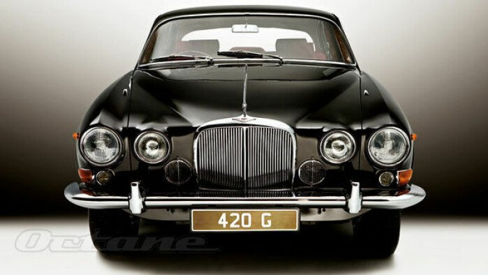 The Jaguar 420G Was No Ordinary Sedan