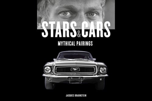 "Cool Movie Cars in New ""Stars and Cars"" Book"