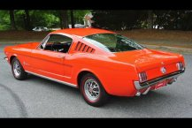 1965-1967 Ford Mustang K-Code