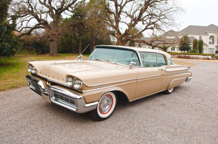 1958 Mercury Super Marauder