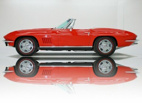The Most Desirable Corvette Ever?