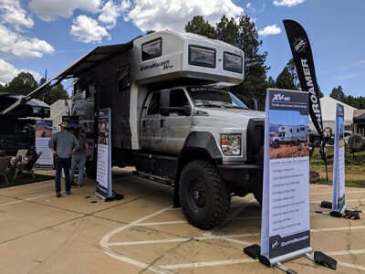 Here Are All the Crazy Overlanding Vehicles I Saw at Overland Expo West