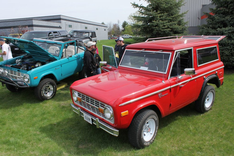 1966-77 Ford Bronco Collectors Guide - Classics on Autotrader