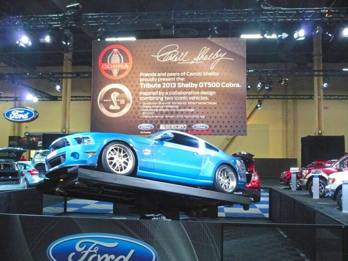 2012 Barrett-Jackson Las Vegas Auction