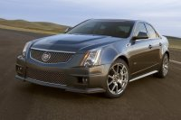 2012 Cadillac CTS-V: New Car Review