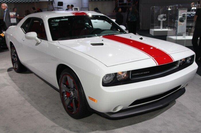 2012 Dodge Challenger Rallye Redline: New York Auto Show