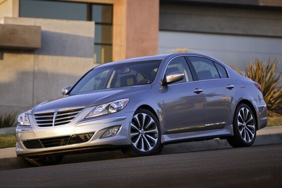 2012 Hyundai Genesis 5.0 R Spec: First Drive