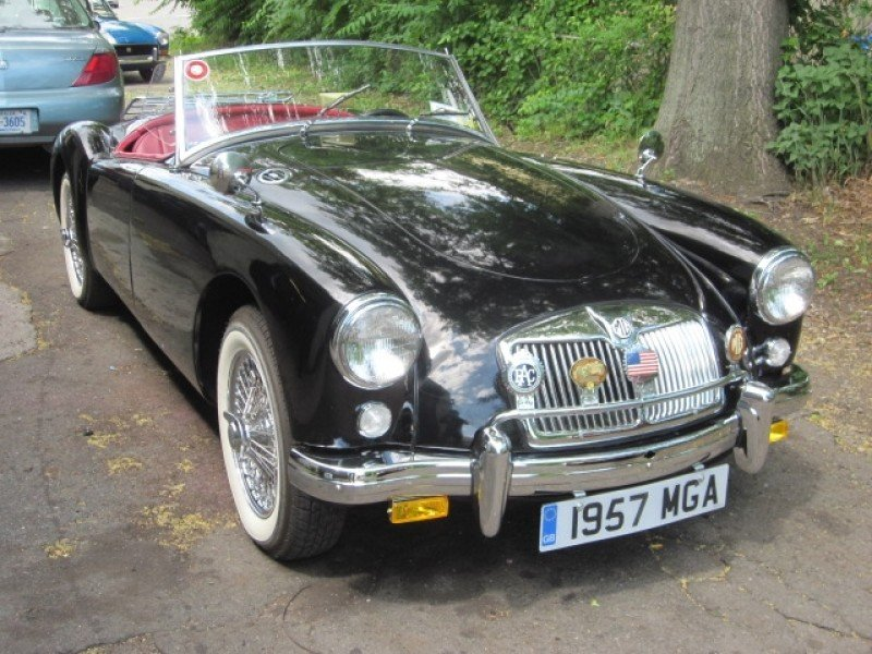1957 MG MGA Classics for Sale - Classics on Autotrader
