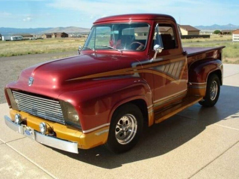 1955 Ford F100 Classics for Sale - Classics on Autotrader