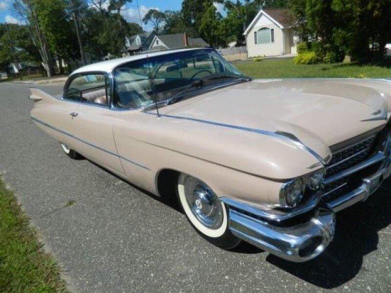 1959 Cadillac De Ville Clics for Sale - Clics on Autotrader