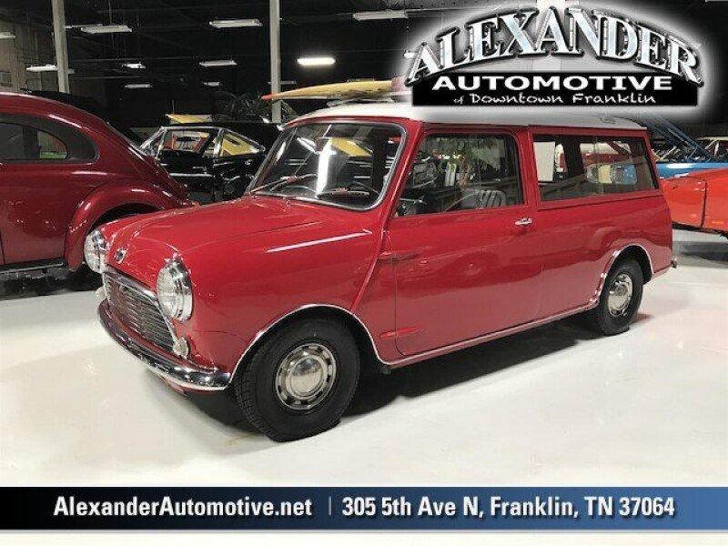 Austin Mini Classics for Sale - Classics on Autotrader