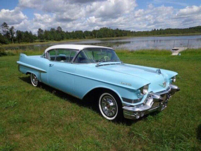 1957 Cadillac De Ville Clics for Sale - Clics on Autotrader
