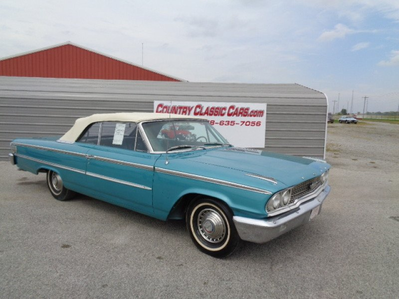 1963 Ford Galaxie Classics for Sale - Classics on Autotrader