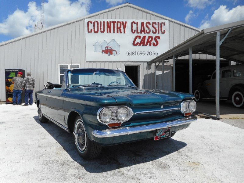 Chevrolet Corvair Classics for Sale - Classics on Autotrader