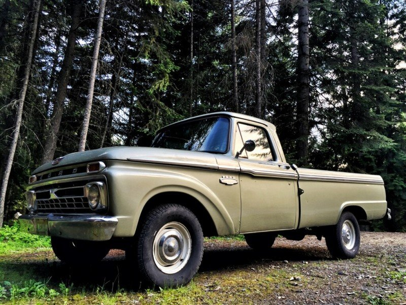 1966 Ford F100 Classics for Sale - Classics on Autotrader