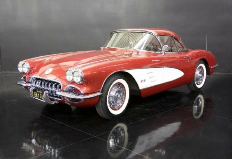 Chevrolet Corvette Classics For Sale Classics On Autotrader - Classic chevy cars