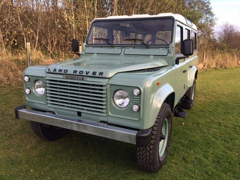 rover in landrover saint land ca cars used en onard old classic for john sale scotti defender l