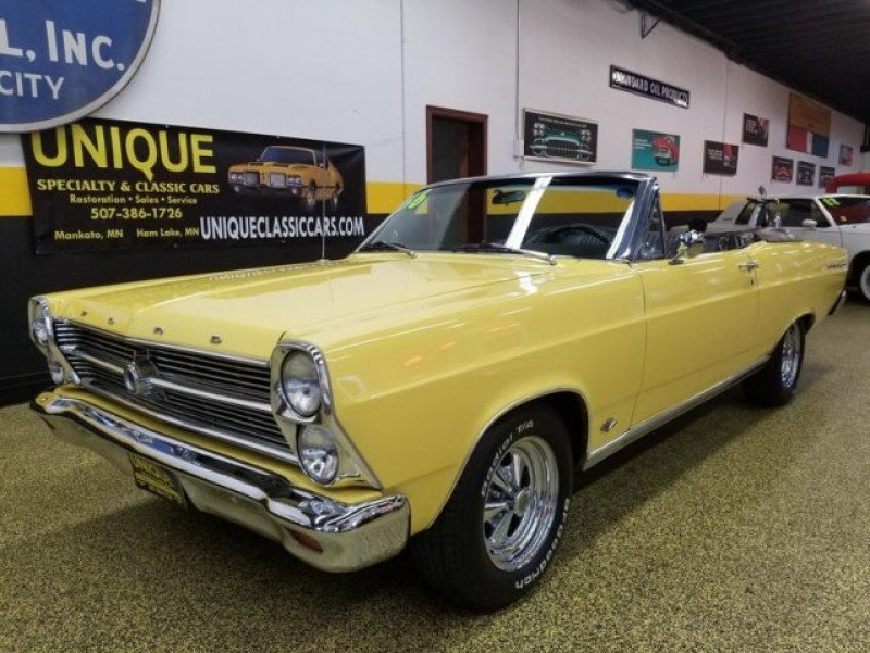 1966 Ford Fairlane Classics for Sale - Classics on Autotrader