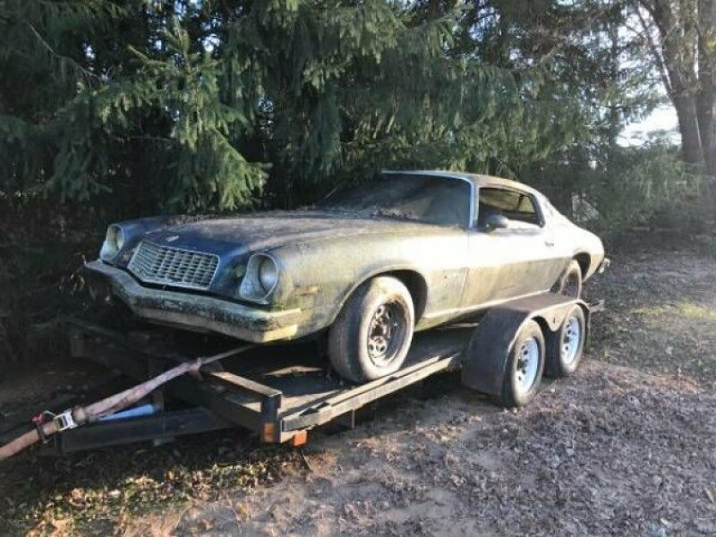 1976 Chevrolet Camaro Classics for Sale - Classics on Autotrader