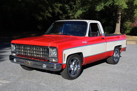 1980s Chevy Trucks For Sale Near Me